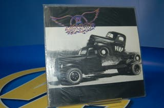 Vinilo LP disco- Aerosmith Pump -edicion eur