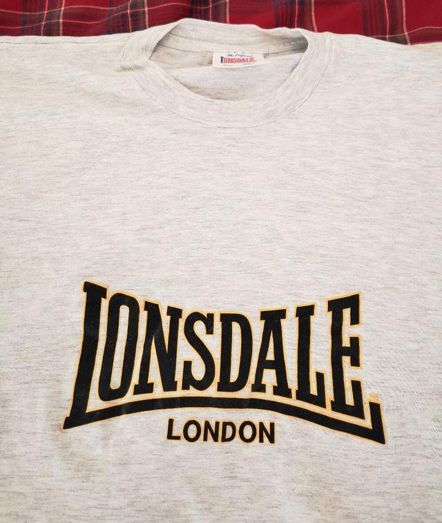 Tee shirt Lonsdale London