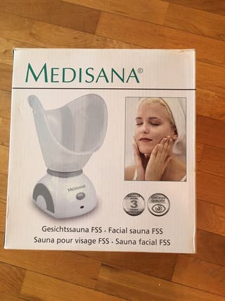 Medisana sauna facial