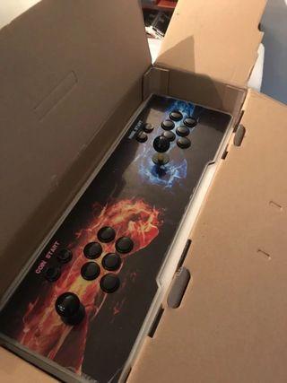 Consola arcade gamer bartop