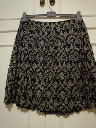 falda cortita