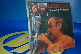 Vinilo doble LP -Labordeta Tu Y Yo Y Los demas