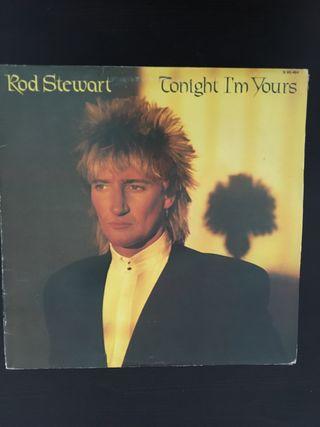 Rod Stewart Tonight I'm yours