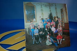 Vinilo LP disco- Mestizos La Pocima Del Amor