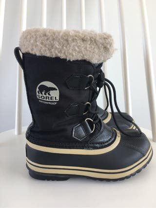 Botas Sorel waterproof nro. 32