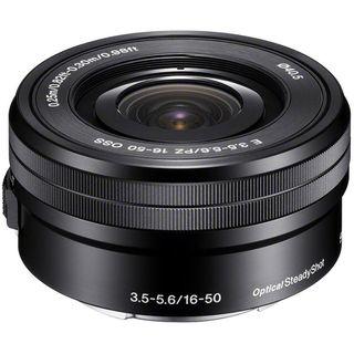 Sony SEL-P1650 E 16-50mm F3.5-5.6 PZ OSS Lens
