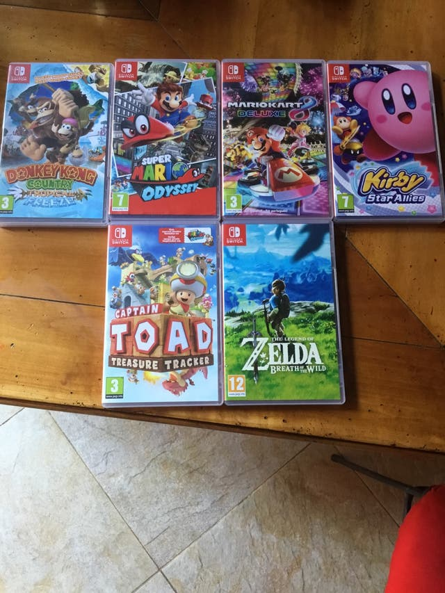 Juegos Switch Andorra Actualizada 21 21 22 Second Hand For 1 In
