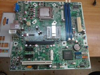placa base+regalo Foxconn H-UG41 uATX