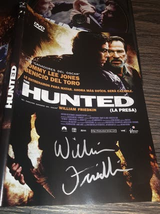 William Friedkin autografo