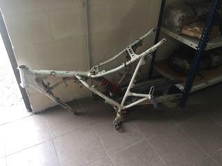 Despiece Honda xl 125 Paris Dakar