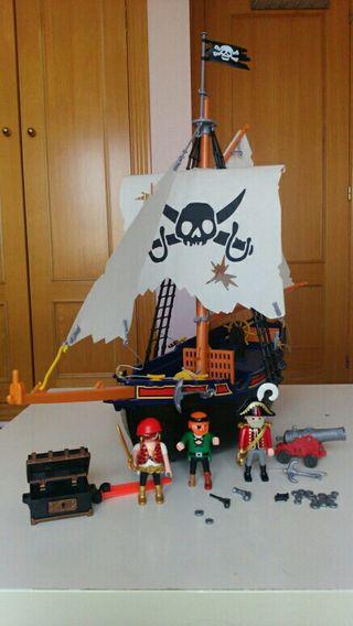 Barco corsario playmobil