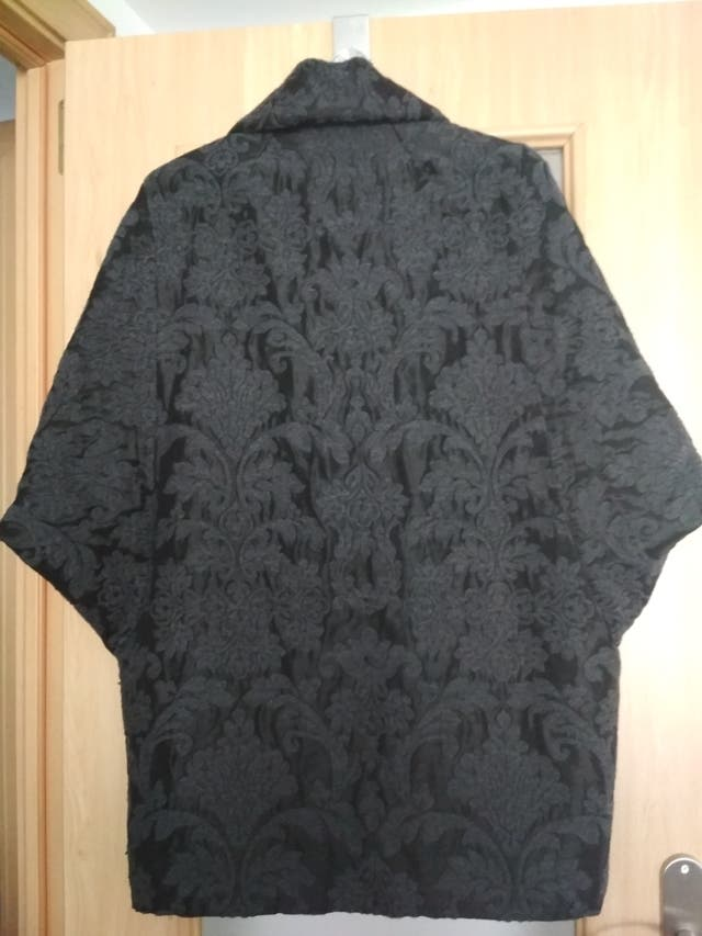 abrigo MANGO SUIT