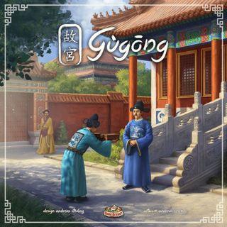 gugong juego de mesa solo 1 partida