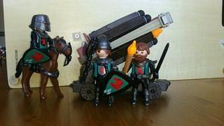 Caballeros del halcón Playmobil 4868