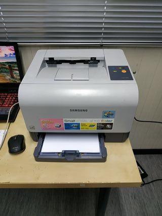 Impresora Laser Color De Segunda Mano En Wallapop