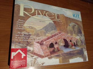 kit maqueta DOMUS KITS - RIVER - REF. 40251