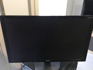Pantalla ordenador acer lcd
