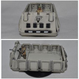 Colección miniaturas Star Wars
