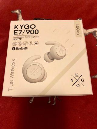 Se vende auriculares KYGO E7/900 blanco