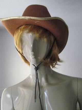 gorro cowboy carnaval