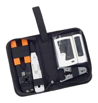 kit de herramientas para intalacion de redes rj45