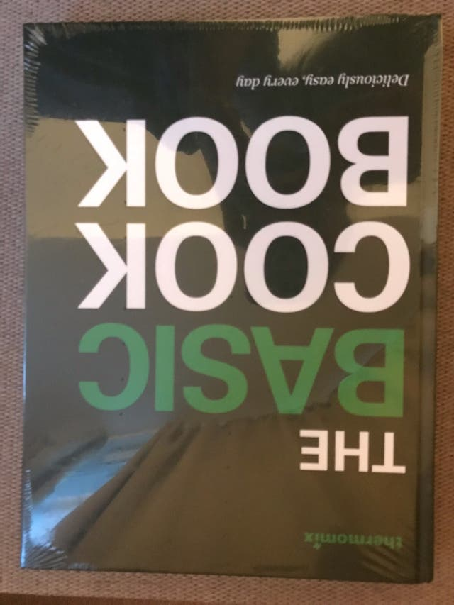 Thermomix TM5 Cook Book