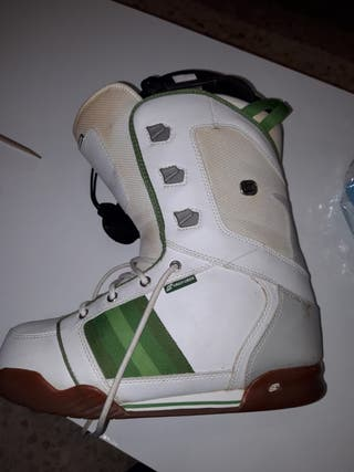 botas snow 43