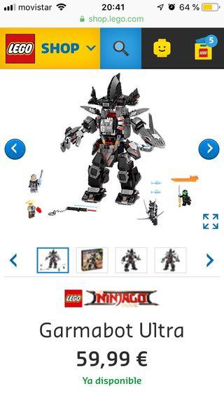 Garmabot Ultra (Lego 70613)