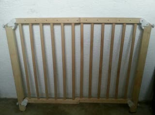 barrera seguridad bebé