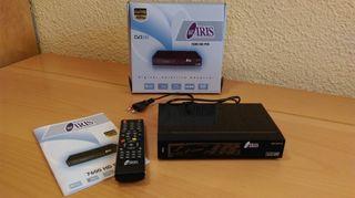 DECODIFICADOR IRIS 7600 HD PVR
