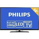 tv smart philips 50 pulgados