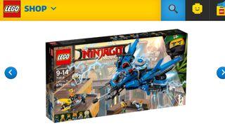 Yet del Rayo (Lego 70614)