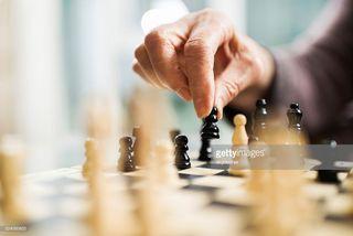 Professor de xadrez