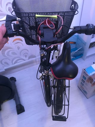 Bicicleta pregable