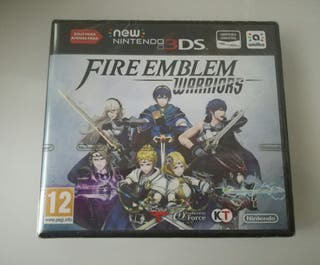 #NUEVO# FIRE EMBLEM WARRIORS NEW 3DS