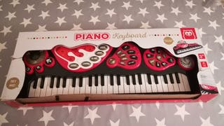 Piano electrónico musical a pilas Keyboard