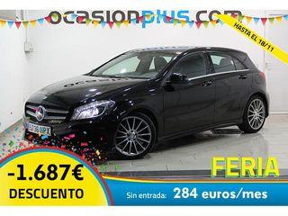 Mercedes-Benz Clase A A 200 CDI BE Style 100 kW (136 CV)