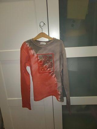 Camiseta niña Boboli T.12A