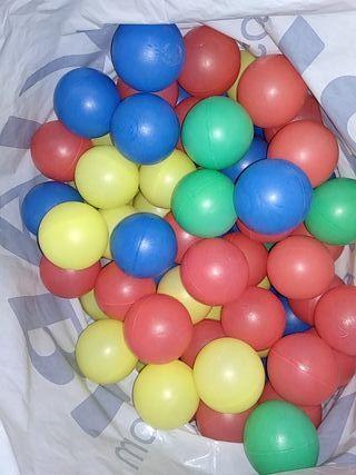 piscina de bolas de segunda mano en wallapop