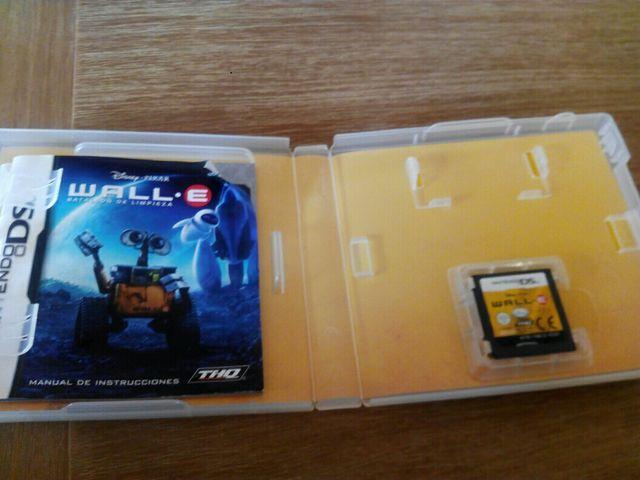 Videojuego WALL.E