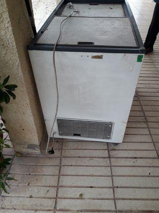 congelador nevera