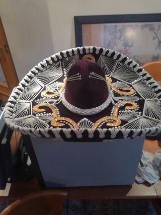 Gorro de mexicano.