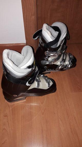 Botas esquiar mujer
