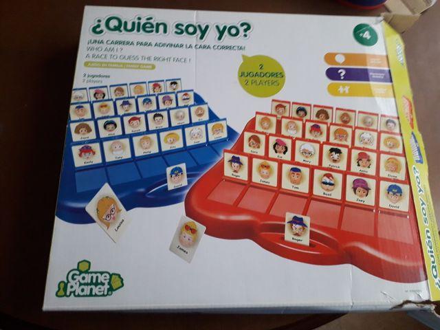 Juego De Mesa Quien Soy Yo De Segunda Mano Por 5 En Talavera De