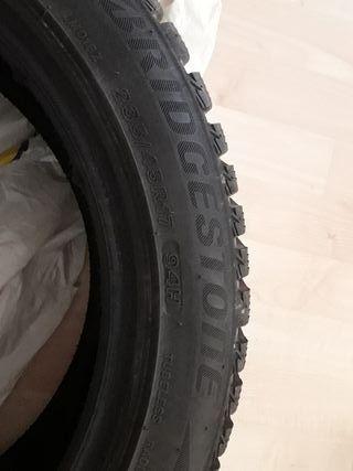 neumáticos de invierno bridgestone
