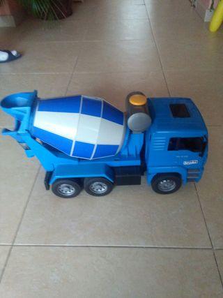 Camión Hormigónera