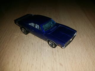 doge charger de hot wheels