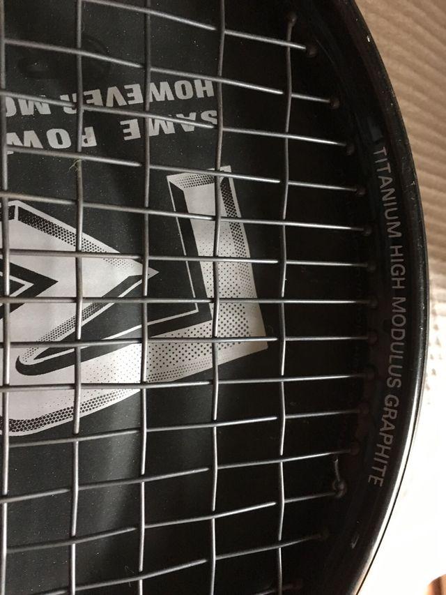 Raqueta tenis ROX TITANIUM