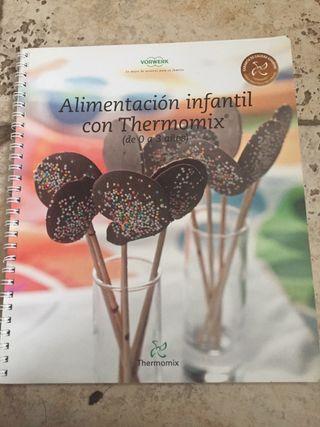 Alimentación infantil Thermomix