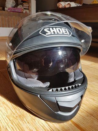 Casco integral moto. SHOEI GT-AIR